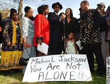 MJ demonstrasjon