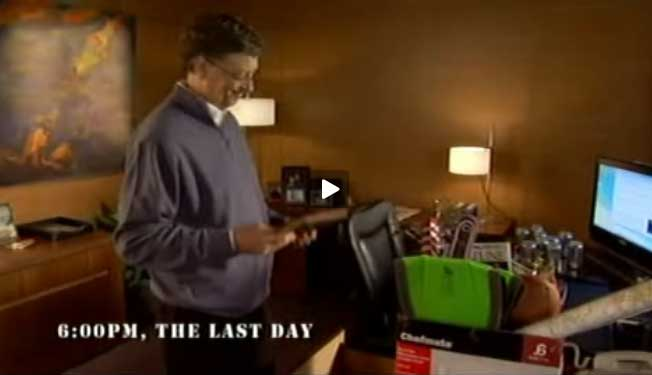 Bill Gates last day at Microsoft
